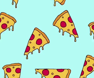 patterns, pizza, and wallpapers image