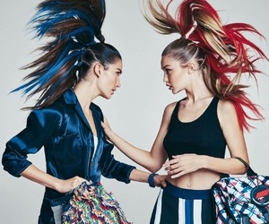 lily, Lily Aldridge, and vogue magazine image