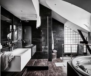 black, fashion, and home image