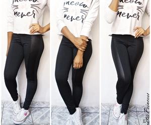 basic, girl, and style image