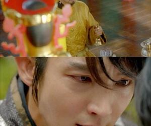 kdrama, hong jong hyun, and moon lovers image