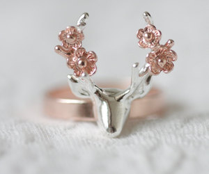 ring, deer, and accessories image