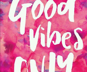 pink, wallpaper, and good vibes image