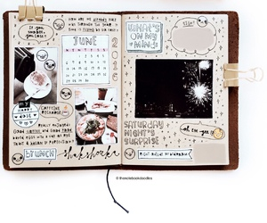 journal and book image