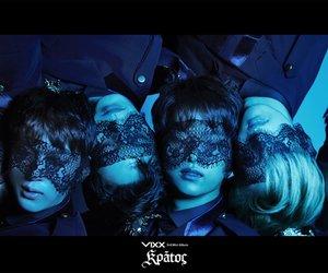 vixx, ken, and Leo image