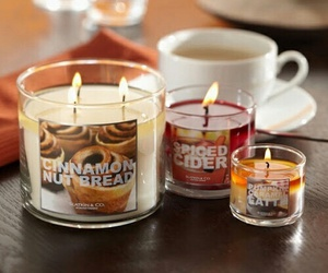autumn, yankee candle, and fall image