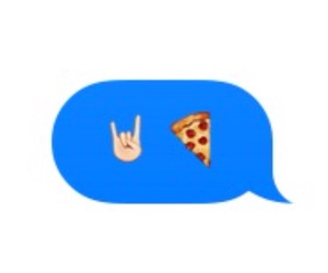 aesthetic, music, and pizza image
