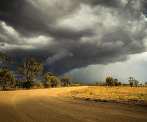 nature and storm image