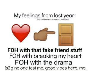 2016, breakup, and bye image