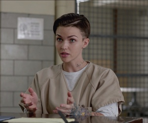 ruby rose, orange is the new black, and ruby image