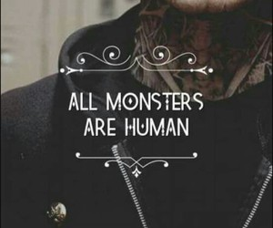 ahs, monster, and american horror story image