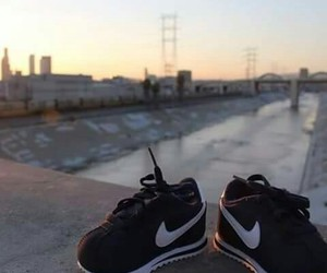 cortez and nike image