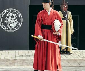 baekhyun, scarlet heart ryeo, and drama image