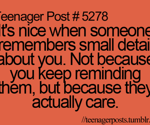 text, care, and teenager post image