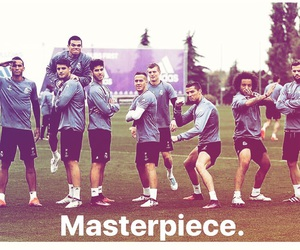 art, masterpiece, and real madrid image