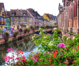 france, nature, and travel image
