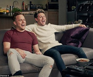 beautiful, olly murs, and niall horan image