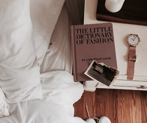 book, fashion, and indie image