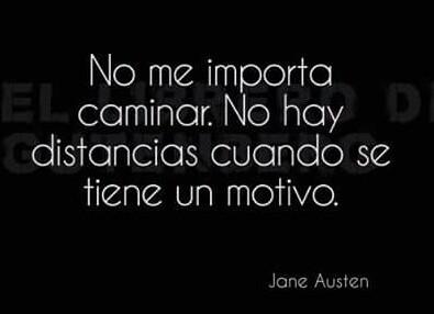 Jane Austen Frases Motivo Para Caminar On We Heart It