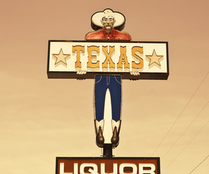 liquor and Texas image