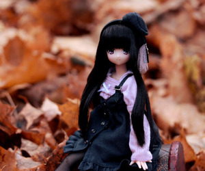 doll, kawaii, and photographing image