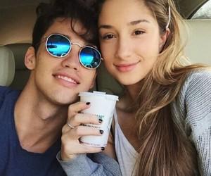 couple, boyfriend, and girlfriend image