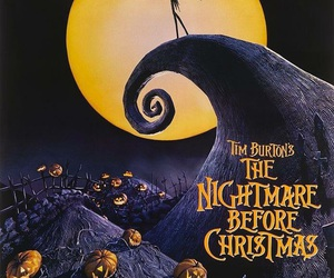 movie, tim burton, and Halloween image