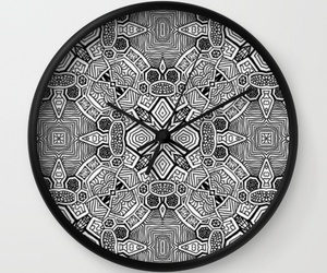 accessory, clock, and crystal image