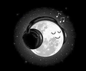 moon and music image