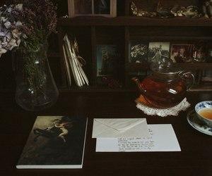 tea, photography, and laura makabresku image