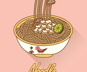 food, noodle, and wallpaper image