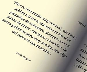 love, frases, and locura image