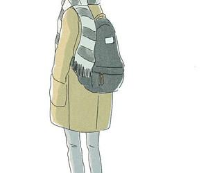 anime girl, converse, and itukaki image