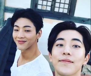 jisoo, actor, and joohyuk image