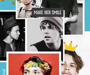 ashton, wallpaper, and irwin image