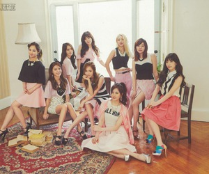 gg, the best, and girls' generation image
