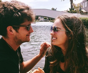 couple, relationship goals, and brett dier image