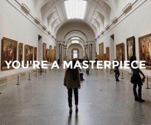 art, masterpiece, and quotes image