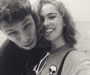 couple, brett dier, and relationship goals image