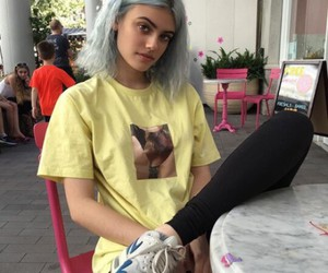 kelsey calemine, hair, and tumblr image