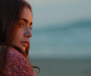 girl, lily collins, and love rosie image