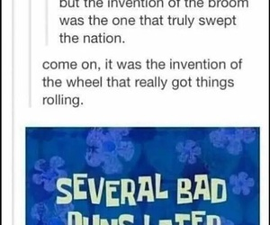 funny, tumblr, and puns image