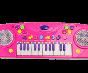 keyboard, kids, and piano image