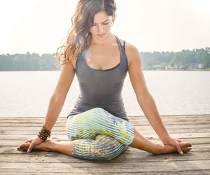 fitness, cosmosbalsam, and woman image