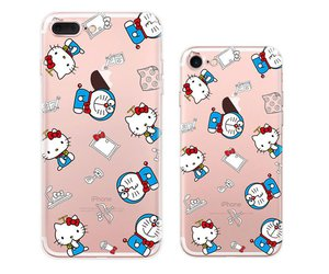hello kitty, iphone 7, and iphone 7 plus cases image