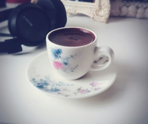 autumn, coffe, and coffee image