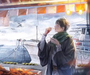 art, hetalia, and anime image
