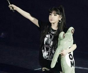 2ne1, park bom, and kpop image