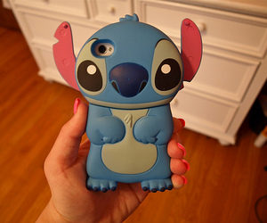 phone case and stitch image