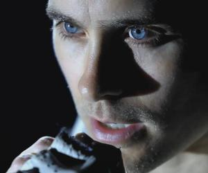 jared leto, blue, and 30 seconds to mars image